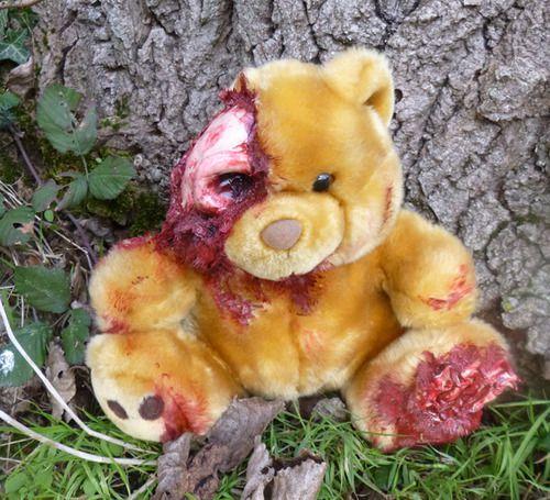 osos peluche zombis Undead Teds (10)