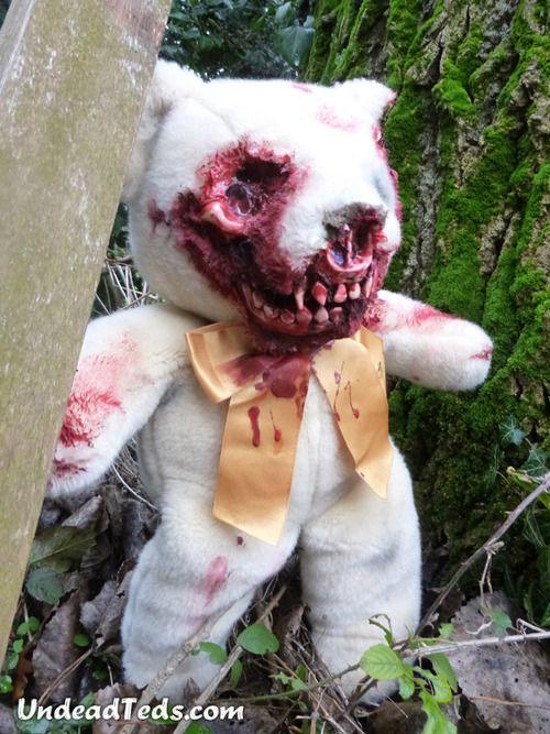 osos peluche zombis Undead Teds (9)