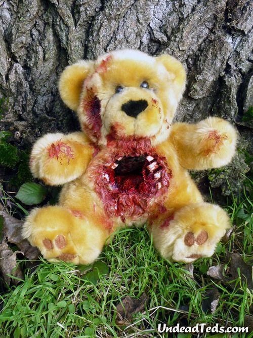 osos peluche zombis Undead Teds (7)