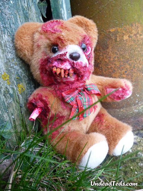 osos peluche zombis Undead Teds (6)