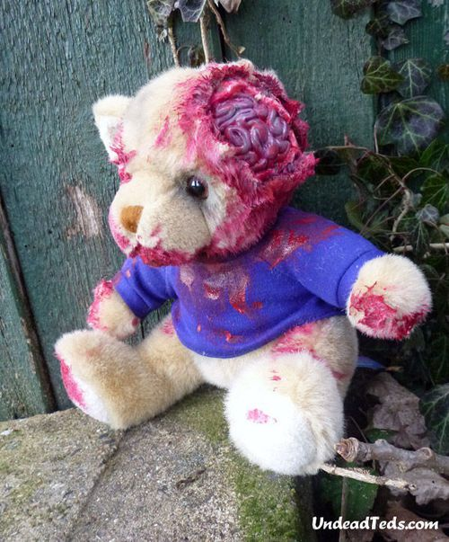 osos peluche zombis Undead Teds (5)