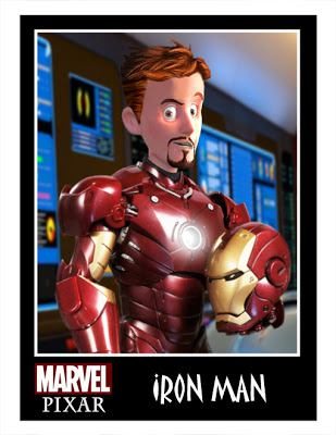 Pixar Marvel DC Comics Phil Postma (48)