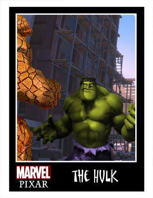 Pixar Marvel DC Comics Phil Postma (44)