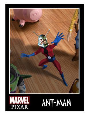 Pixar Marvel DC Comics Phil Postma (39)