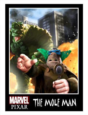 Pixar Marvel DC Comics Phil Postma (37)