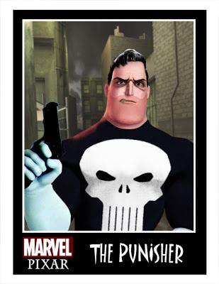 Pixar Marvel DC Comics Phil Postma (36)
