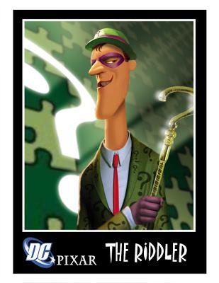 Pixar Marvel DC Comics Phil Postma (25)