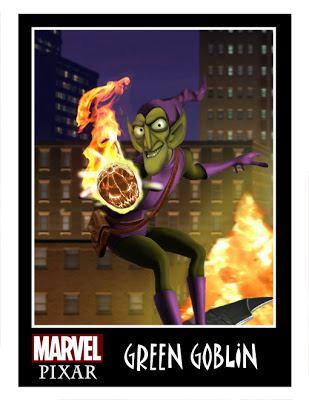 Pixar Marvel DC Comics Phil Postma (22)