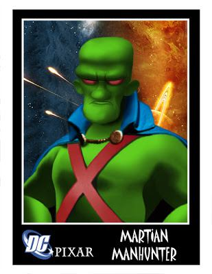 Pixar Marvel DC Comics Phil Postma (12)
