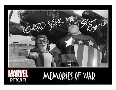 Pixar Marvel DC Comics Phil Postma (11)