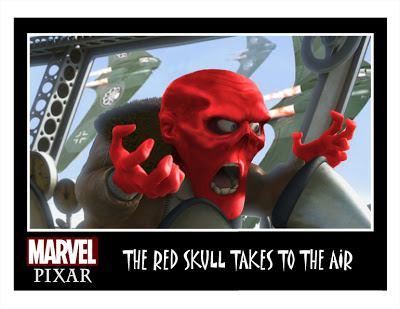 Pixar Marvel DC Comics Phil Postma (10)
