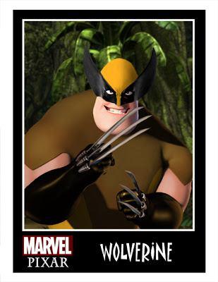 Pixar Marvel DC Comics Phil Postma (9)