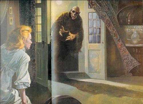 vampiro Croglin Grange
