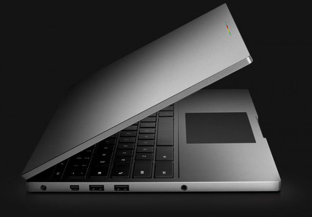 Google Chromebook Pixel ordenador