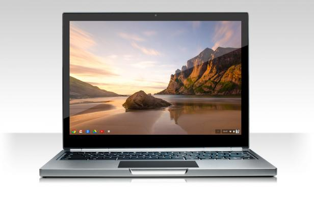 Google Chromebook Pixel pantalla retina