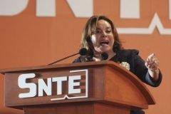 Elba Esther Gordillo SNTE