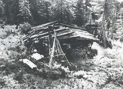 Lykov cabaña