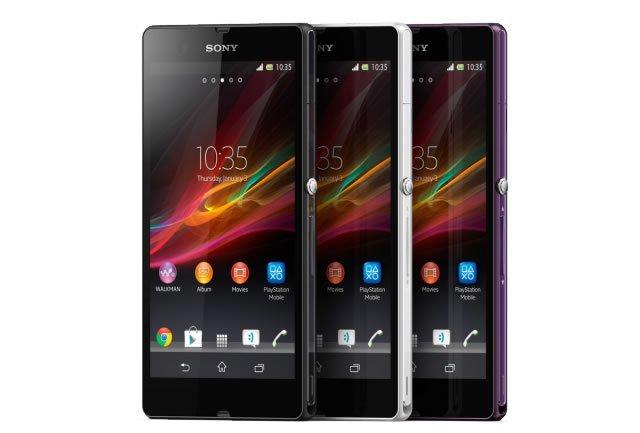 Sony Xperia Z espectacular
