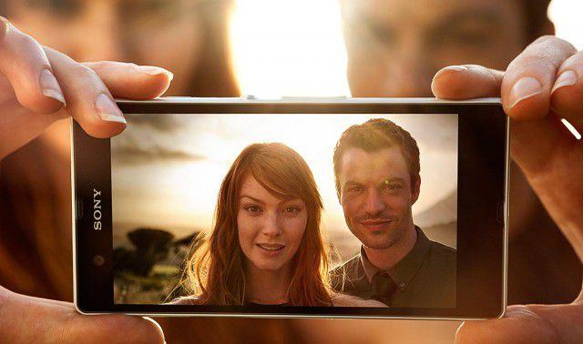 Sony Xperia Z camara fotografia