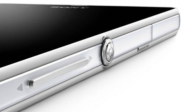 Sony Xperia Z diseño clásico