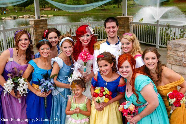 boda tematica Disney (10)