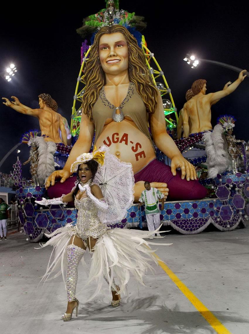 Superpost Fotos de Carnaval de Río 2013 Cultura y Folklor