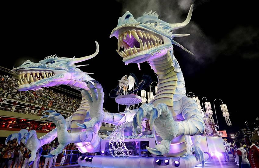 Карнавал в Бразилии 2013