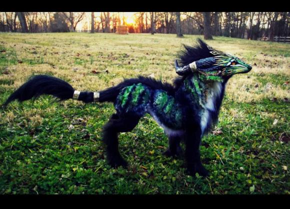 Arte criaturas fantasia (2)