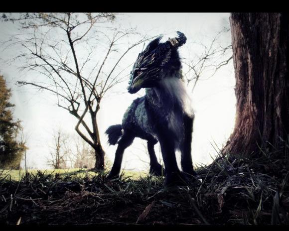 Arte criaturas fantasia (1)