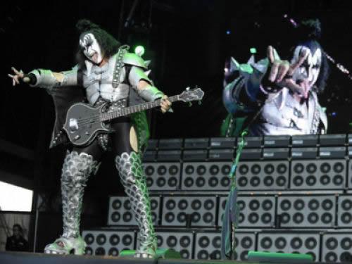 Gene Simmons de Kiss
