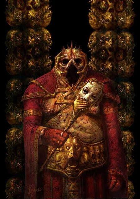 ilustraciones macabras de Dave Kendall (6)