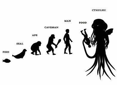 evolucion cthulhu