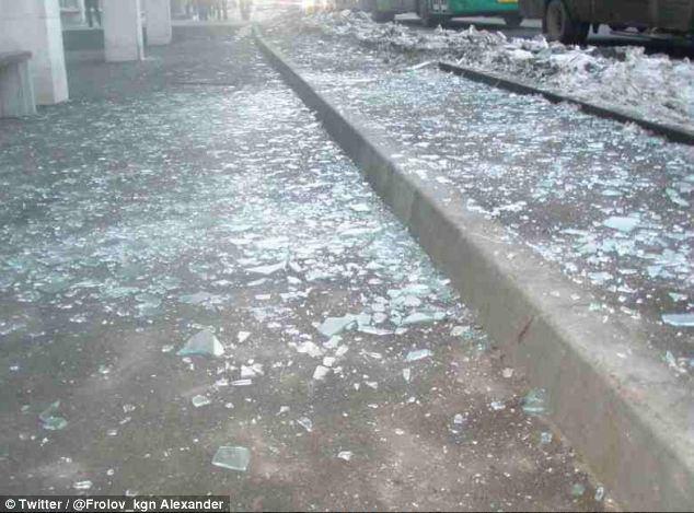Meteorito impacta en Rusia fotos (3)