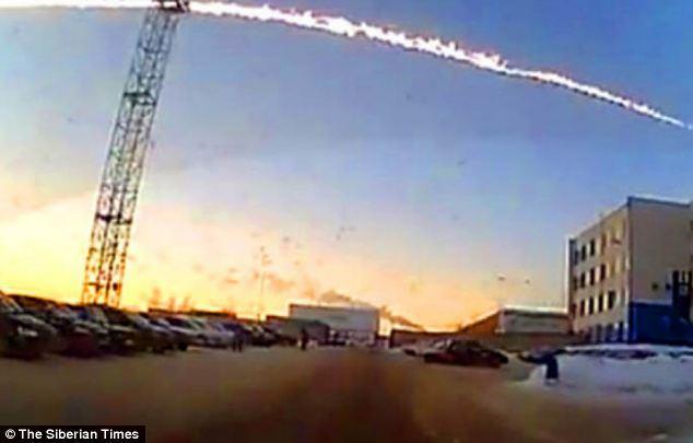Meteorito impacta en Rusia fotos (5)