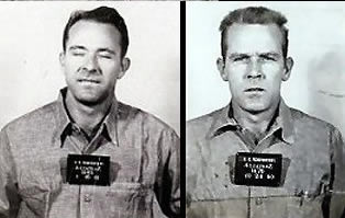 Brothers Clarence y John Anglin