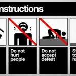 Instrucciones de vida