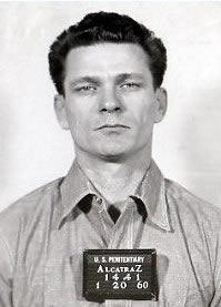 Frank Lee Morris (1926-1962?)