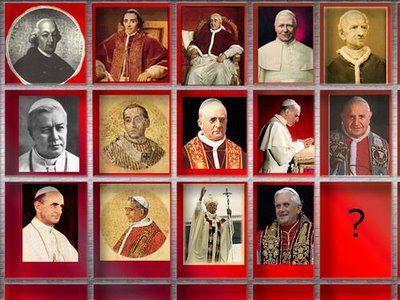 San Malaquías, el último Papa y el fin del mundo Papas