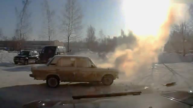 Dash Cams y el negocio de los seguros en Rusia