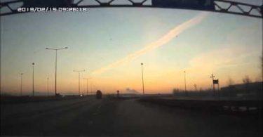 Meteorito impacta en Rusia fotos (9)