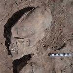Cráneos deformes descubiertos en un antiguo cementerio en México
