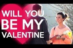 ¿Quieres ser mi Valentín?