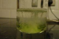 Cómo ver tu ADN con detergente, sal y alcohol