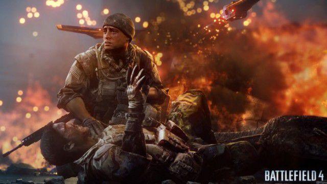 Battlefield 4 consolas