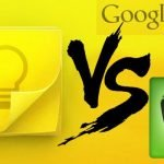 Google Keep: la competencia de Evernote