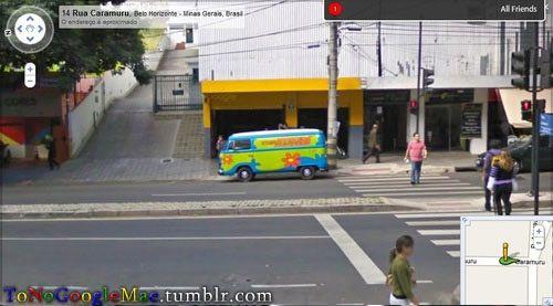 Imágenes raras de Google Street View (11)