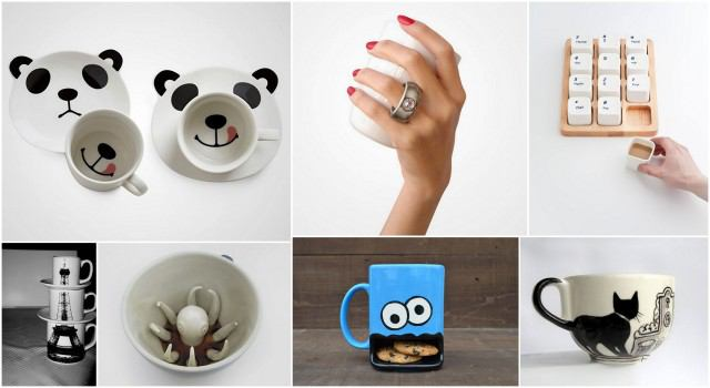 Tazas y mugs creativos (9)