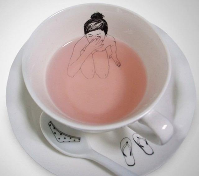 Tazas y mugs creativos (8)