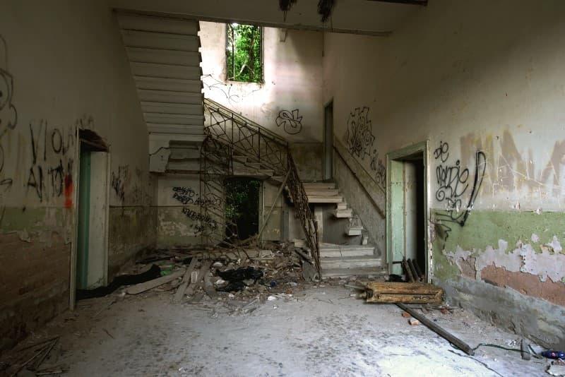 Poveglia Hispital Psiquiatrico Abandonado (3)