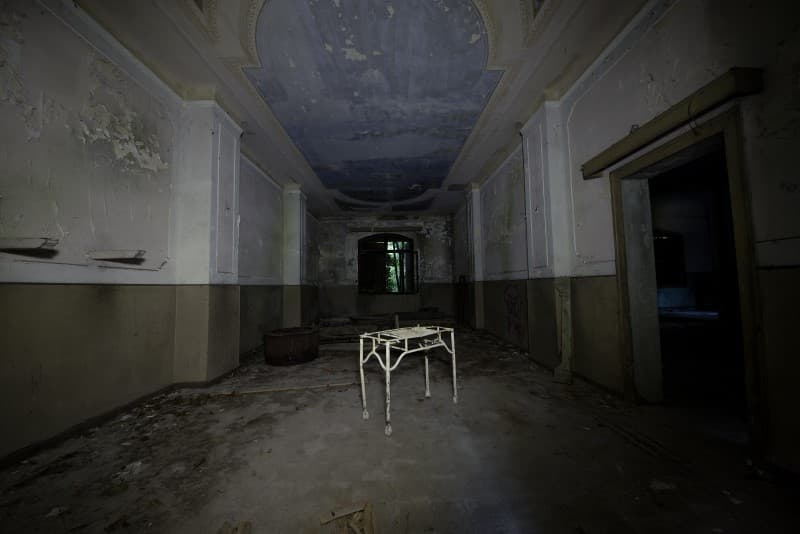 Poveglia Hispital Psiquiatrico Abandonado (4)